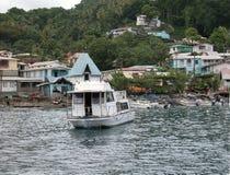La isla de St Lucia Imagen de archivo libre de regalías
