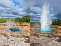 La Islandia Imagen de archivo