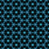 La jalea transparente azul abstracta como textura hizo inconsútil libre illustration