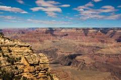 La jante de sud de Grand Canyon Image stock