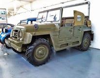 La jeep quattro-messa Skoda 973 Babeta Immagini Stock Libere da Diritti
