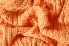 La Jersey arancione Fotografie Stock Libere da Diritti