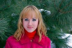 La jeune belle fille Photos libres de droits