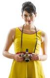 Photographe amateur Photographie stock libre de droits