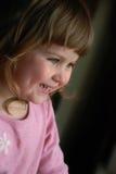 La joie de l'enfant Photo libre de droits