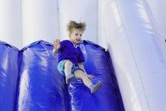 La joie des enfants du divertissement photo libre de droits
