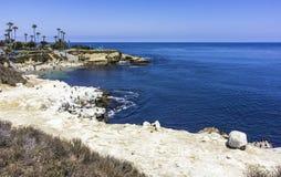 La Jolla beach Royalty Free Stock Photos