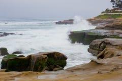 La Jolla Beach San Diego California Stock Images