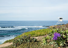 La Jolla Beach Stock Photography