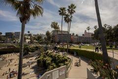 La Jolla, California. Beach, La Jolla, San Jose, California Royalty Free Stock Photography
