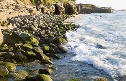 La Jolla Cliffs Stock Photo
