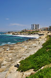 La Jolla coastal view Stock Photo