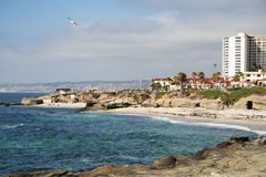 La jolla cove Stock Image