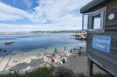 La Jolla Cove in California Royalty Free Stock Image