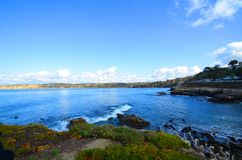 La Jolla Cove Royalty Free Stock Photos