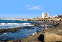 La Jolla Kalifornien Lizenzfreies Stockfoto