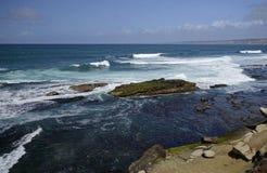 La Jolla - le bijou de San Diego Images stock