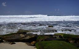 La Jolla - le bijou de San Diego Photographie stock