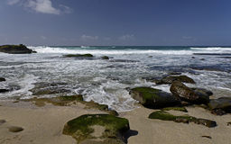 La Jolla - le bijou de San Diego Photo libre de droits