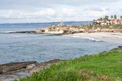 La Jolla Shores In California Stock Image