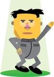 La Jong-O.N.U de Kim Imagen de archivo