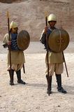 La Jordanie, PETRA Nabateans Photo libre de droits