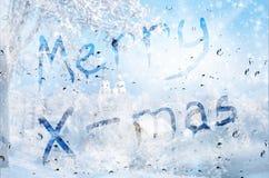 La joyeuse X-masse Image stock