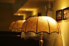 La lámpara de lectura Imagen de archivo libre de regalías