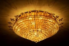 La lámpara del techo Foto de archivo