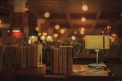 la lámpara en el libery Fotografía de archivo