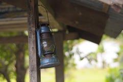 La lámpara vieja imagen de archivo libre de regalías