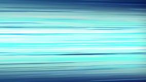 La línea animado de la velocidad para los colores de fondo azules de la historieta mueve el lado al lado Estilo del manga de la a ilustración del vector
