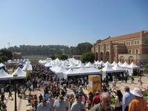 La LA cronometra il festival dei libri 6 immagine stock