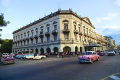 La La Havane, Cuba Photographie stock