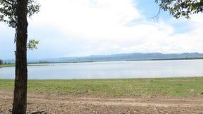 La laguna Foto de archivo