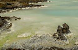 La laguna blu Fotografie Stock Libere da Diritti