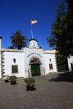 La Laguna en Tenerife, isnalds amarillos, España Foto de archivo libre de regalías
