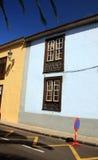 La Laguna en Tenerife, isnalds amarillos, España Imágenes de archivo libres de regalías