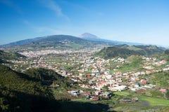 La-Laguna-Landschaft Lizenzfreies Stockfoto