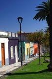 La Laguna in Tenerife, Canary isnalds, Spain Royalty Free Stock Photos
