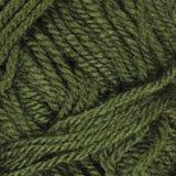 La laine fine verte naturelle filète la texture, macro modèle de fond de plan rapproché de boucle texturisée Images stock