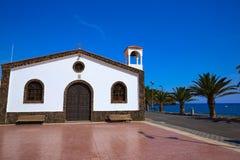 La Lajita beach Fuerteventura at Canary Islands Stock Photos