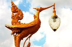 La lampada del cigno. Immagini Stock Libere da Diritti