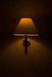 La lampada di notte Immagini Stock Libere da Diritti