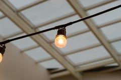 La lampadina Fotografia Stock Libera da Diritti