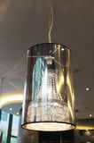 La lampe pendante Photos libres de droits