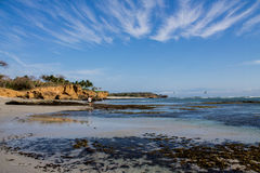 La Lancha della spiaggia Immagine Stock Libera da Diritti