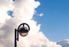La lanterna Fotografie Stock