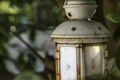 La lanterna della candela Fotografia Stock Libera da Diritti