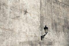la lanterne 3d d'isolement par fond rendent le blanc Photo stock